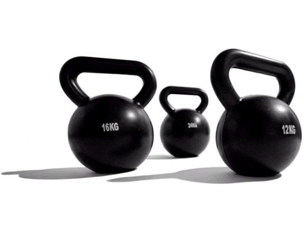 Ring My Kettlebell